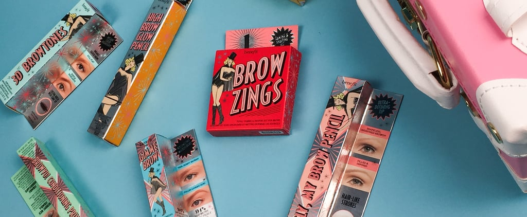 This Is Not a Drill: Benefit Cosmetics Is Launching a Major New Brow Collection