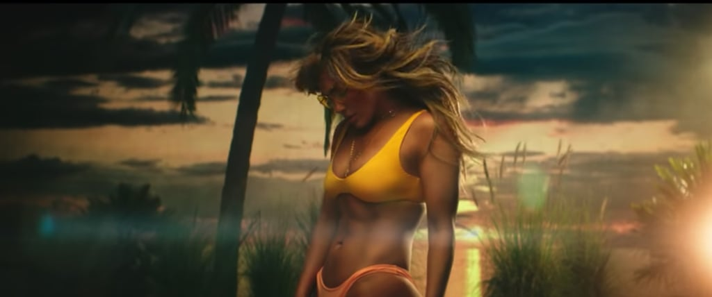 """Jennifer Lopez and Bad Bunny """"Te Guste"""" Music Video"""