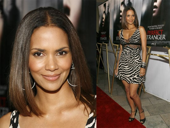 Halle to Remain Perfectly Unmarried