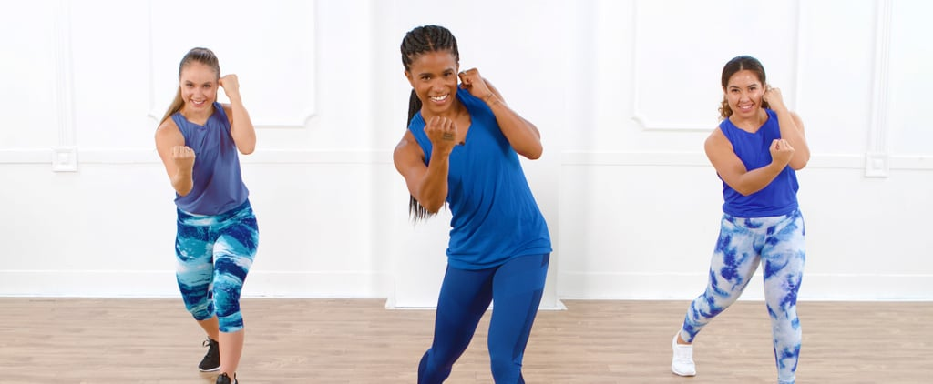 30-Minute At-Home Cardio-Boxing Workout