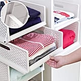 HyFanStr Stackable Storage Bins