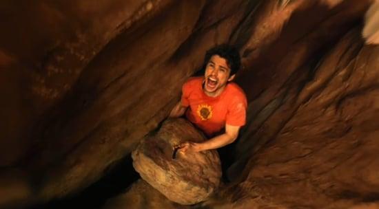 127 Hours Trailer Starring James Franco