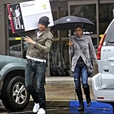 Photos of Halle Berry in SF