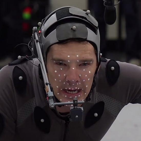 Benedict Cumberbatch In Smaug Video