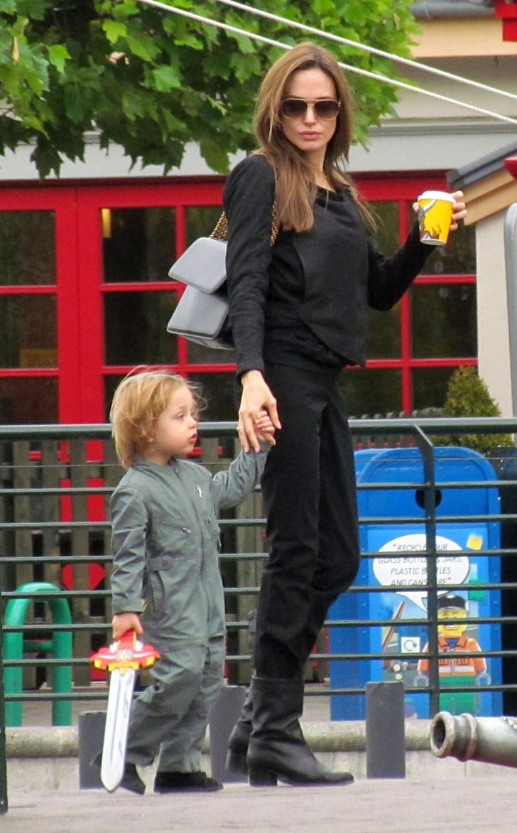 North Knox Auto >> In September 2011, Angelina Jolie took Knox Jolie-Pitt to visit | Knox and Vivienne Jolie-Pitt's ...