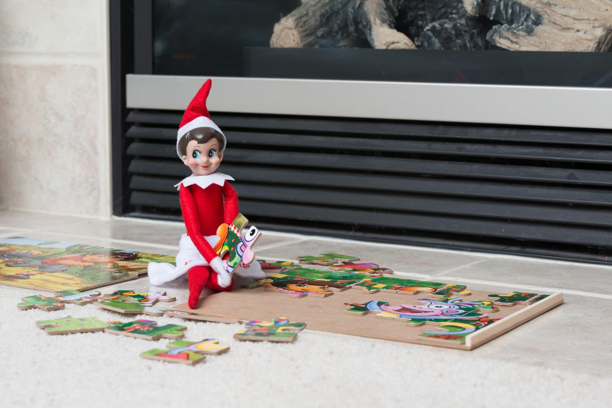 Is Elf On The Shelf Creepy Popsugar Family
