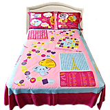 The Pink Version Features a Similar Array of Games and Activities