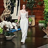 Photos of Anne on Ellen
