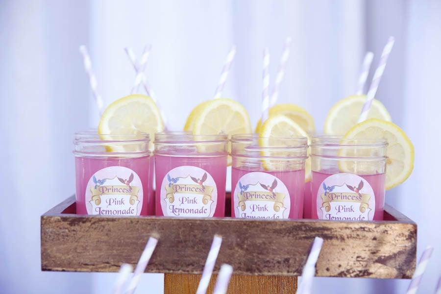 Princess Pink Lemonade