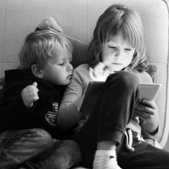 Limiting iPad Time For Kids