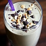 Chocolate Banana Cashew Smoothie