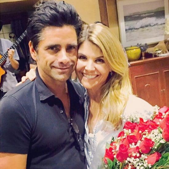Lori Loughlin's Birthday Message For John Stamos 2015