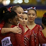 USA Women's Gymnastics Wins World Championship 2018
