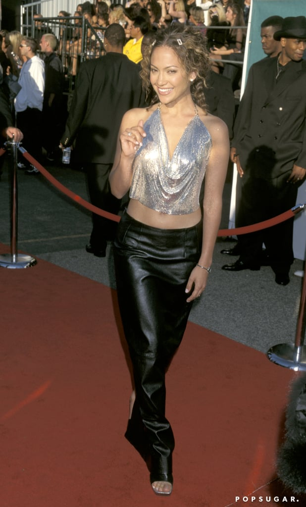 Jennifer made her VMAs debut at the ceremony in 1998.