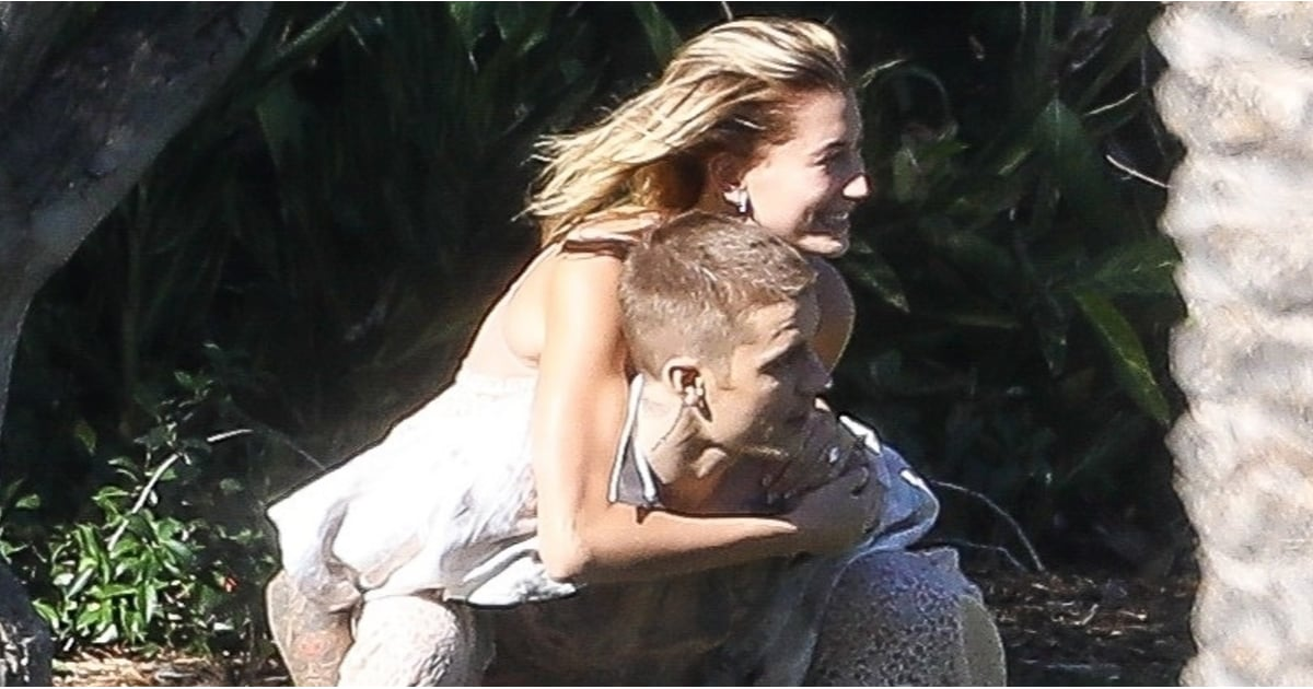 Justin Bieber and Hailey Baldwin's First Photo Shoot as a Married Couple Was Full of Cute PDA