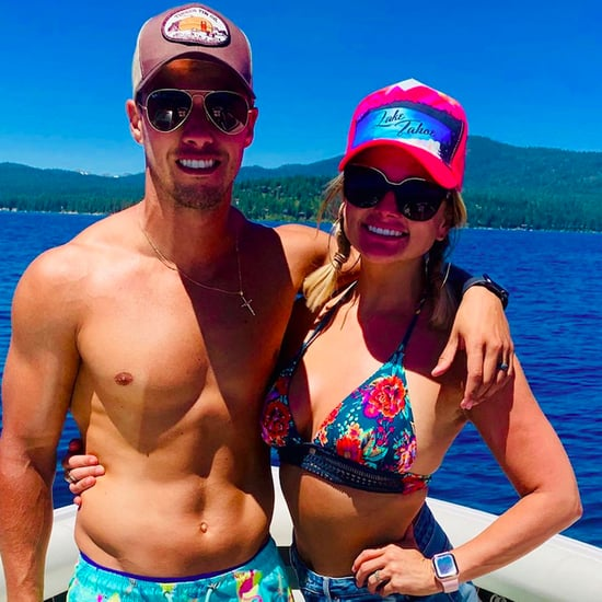 Miranda Lambert's Instagram With Her Husband at Lake Tahoe