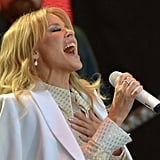 Kylie Minogue's Glastonbury 2019 Performance Video