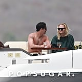 Joe Jonas and Sophie Turner in Mexico April 2019 Pictures