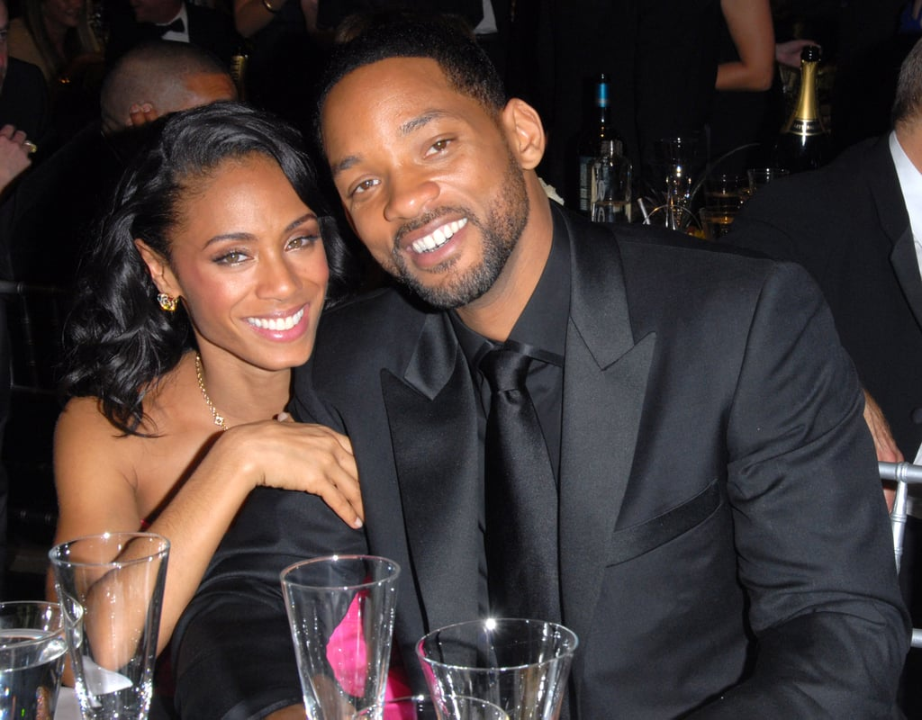 """Will Smith and Jada Pinkett Smith have a love that most people dream of. With 20 years of marriage under their belts and two children between them, the couple has found a way to keep the spark alive and stand the test of time. While the road hasn't always been easy, Will has gone on record saying that the secret to their long-lasting marriage is """"just not quitting."""" Jada has also expressed similar sentiments, stating, """"You've got to be strong . . . it takes work."""" And that's just the tip of the iceberg. See what other sweet tidbits the duo has revealed about their union, then check out 11 examples that prove Will is still Bel-Air royalty."""