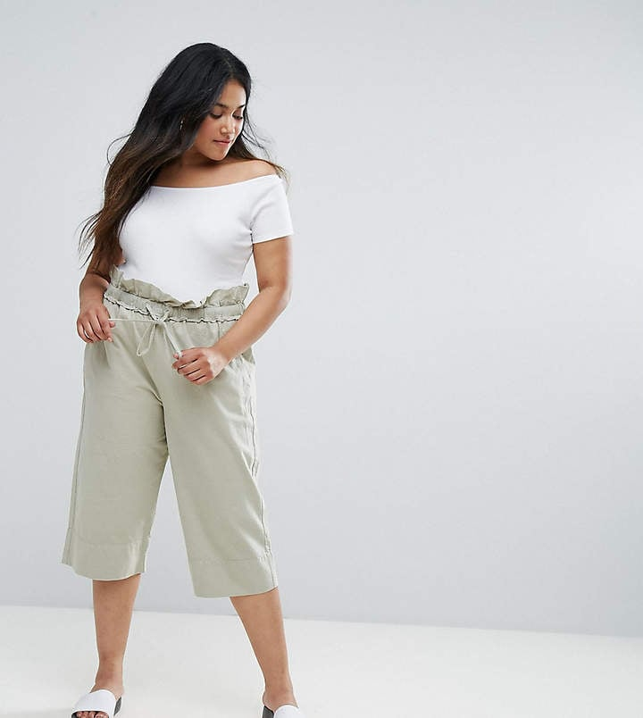 9f195c34212b ASOS Utility Crop Peg Pant   Cheap Plus Size Pants   POPSUGAR ...