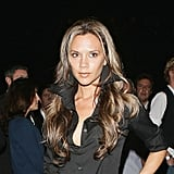 Victoria sported much more relaxed hairstyles back in the day — remember this long, natural look from 2005?