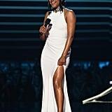 Tiffany Haddish Alexander McQueen Dress MTV Movie Awards