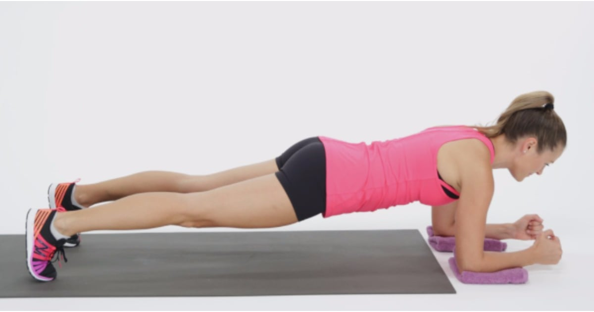 Take 2 Minutes to Flatten Your Abs With This Ultrafast Workout