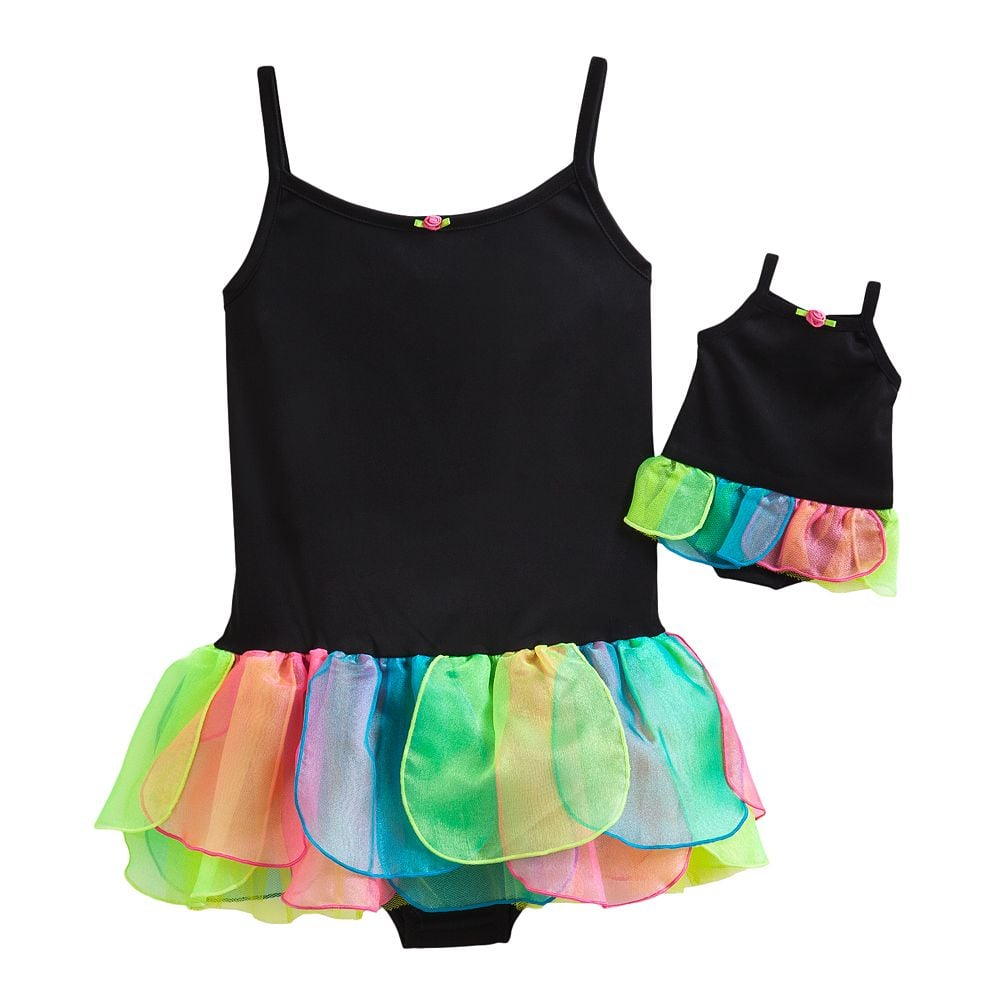 ff0223ebd6f Petal Skirt Dance Leotard