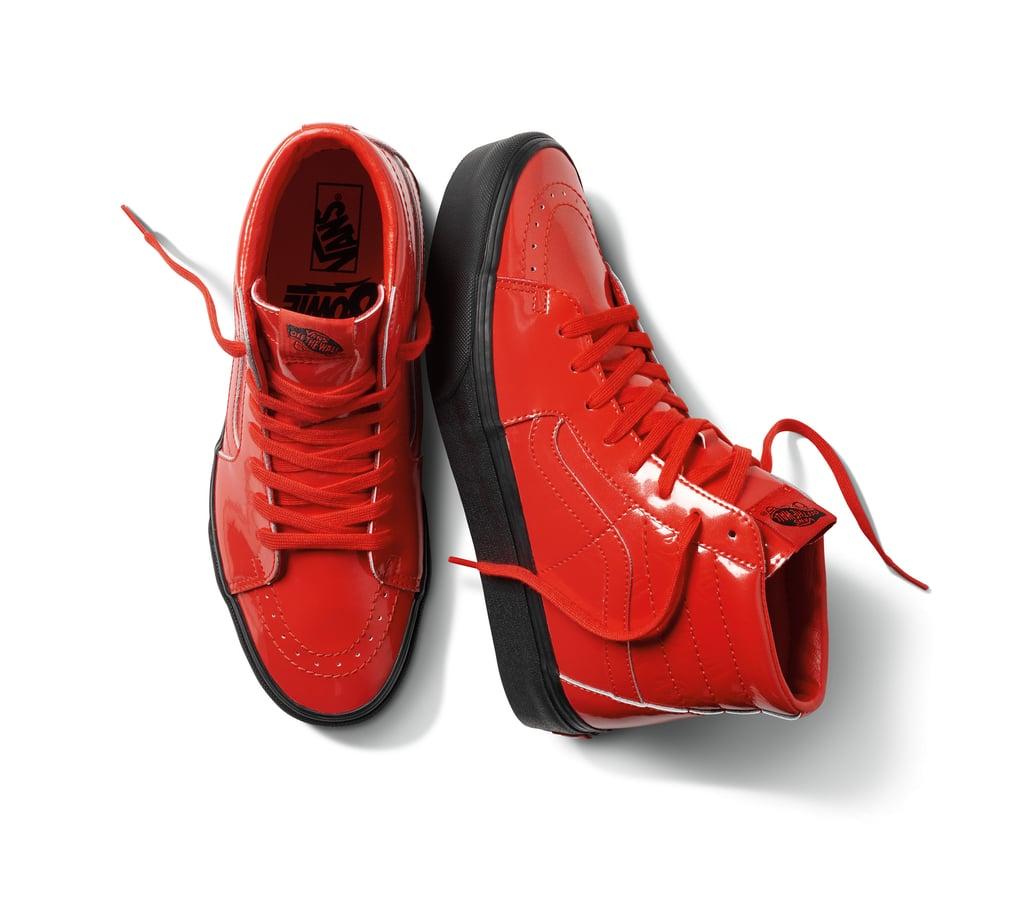 Vans x David Bowie Sk8-Hi Platform 2.0 Sneakers