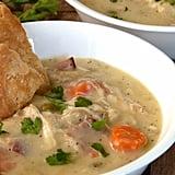 Ina Garten Chicken Pot Pie chicken stew with biscuits (deconstructed chicken pot pie) | best