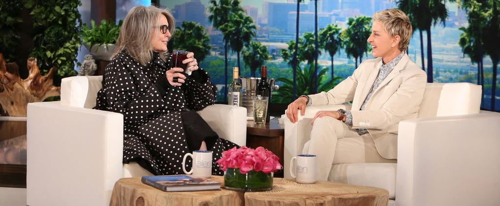 Diane Keaton Reveals Exactly What Went Down After She Tried to Kiss Justin Bieber