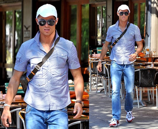 Cristiano Ronaldo in NYC After Announcing He Is a Father to a Baby Son Speculation About Surrogate Mother