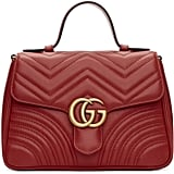 Gucci Red Small GG Marmont 2.0 Bag