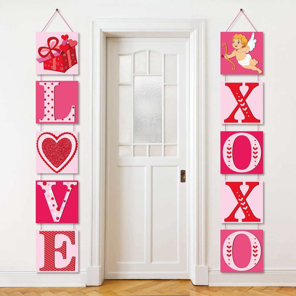 Valentine's Day Party Banners