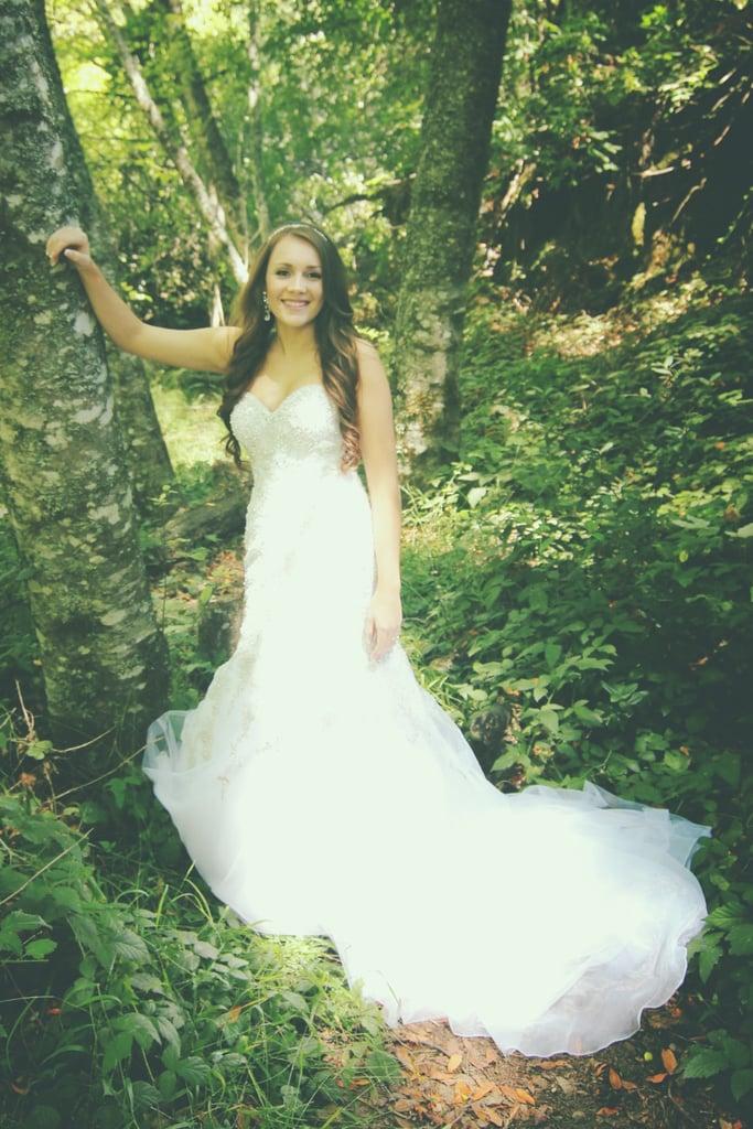 Disney Princess Best Friends Bridal Photo Shoot