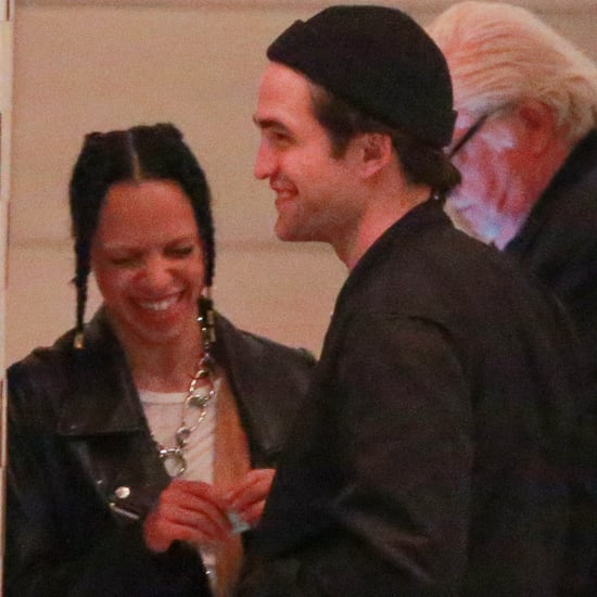 Robert Pattinson and FKA Twigs Together in LA November 2016