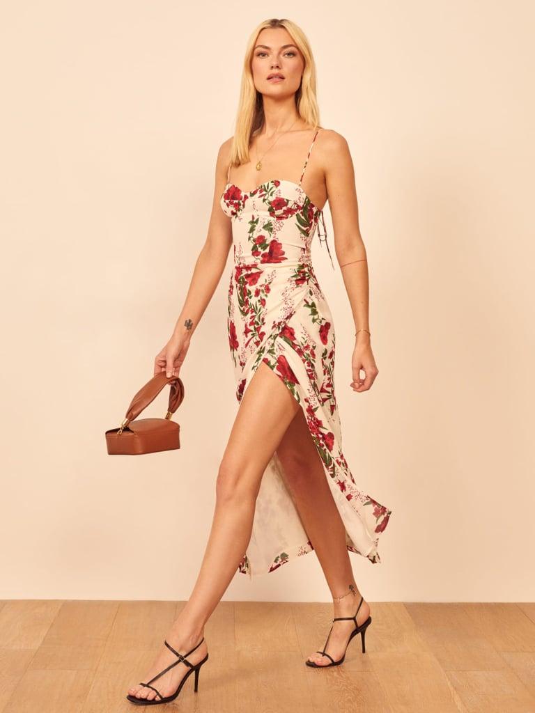 Reformation Kourtney Dress
