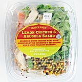 Lemon Chicken and Arugula Salad ($4)