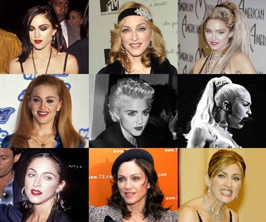 Madonna Hair Timeline 2009-11-16 09:00:47
