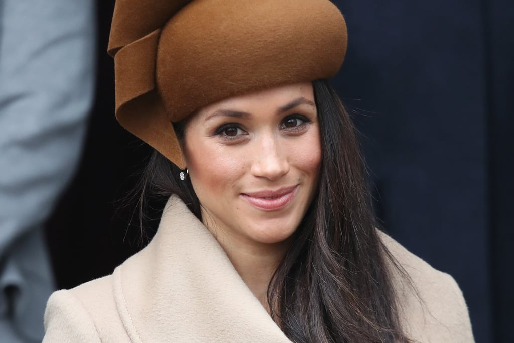 It Doesn't Have to Be Christmas For You to Sport Meghan Markle's Most Fashionable Hat Yet