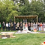 This Rustic Wedding Was Basically a Mini Music Festival With Not 1 but 6 Bands