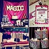 Abracadabra! A Marvelous Magic Birthday Party