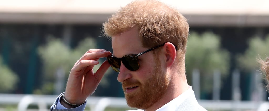 Prince Harry at Charity Polo Match in Rome May 2019