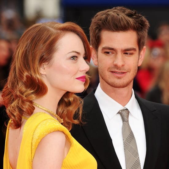 Emma Stone and Andrew Garfield's Relationship Details