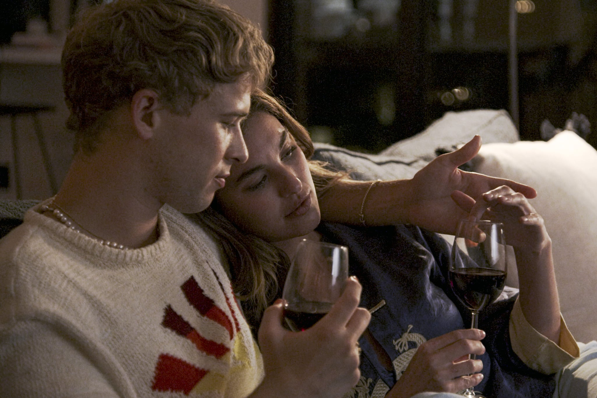 LOVE IN THE TIME OF CORONA - This four-part romantic comedy series is a funny and hopeful look at the search for love, sex and connection during this time of social distancing. Freeform's highly anticipated limited series