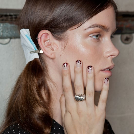 Blood Dripping Nail Tutorial | Prabal Gurung Runway