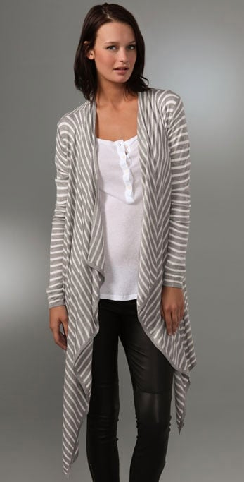 MinkPink Stripe Cardigan ($60, originally $85)