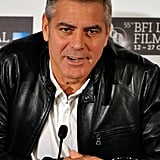 George Clooney spoke about his experience filming The Descendants.