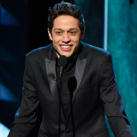 Pete Davidson Is Sober
