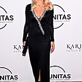 Pamela Anderson Stuns on the Red Carpet With Her Handsome Son Dylan Lee